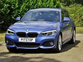 2015 BMW 1 SERIES 118D 2.0 M SPORT Manual Hatchback