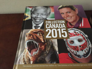 Canada Post 2015 Stamps Set