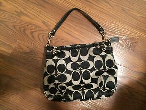Coach purse $50