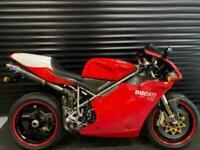2002 Ducati 998 Biposto *Termignoni-carbon-Casoli Carbon Tail*