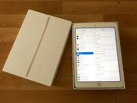 Apple iPad Air 2 128GB... Wifi & Cellular ( vodafone).. immaculate