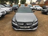 Mercedes-Benz C250 2.1CDI ( 204bhp ) BlueTec 7G-Tronic Plus CDI AMG Line