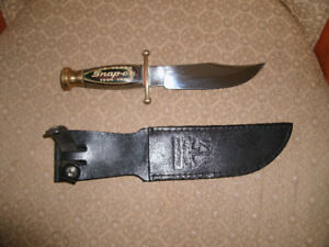 Snap On Tools.75 years Anniversary Bowie Knife