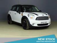 2013 MINI COUNTRYMAN 1.6 Cooper D