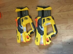 N Strike Nerf Guns