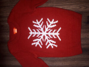 Children's Size 5-6 Sweaters