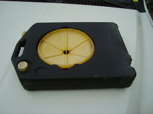 oil change receptacle