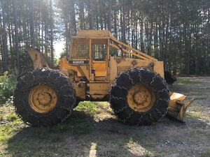 2 1986 Clark skidders 665D for sale