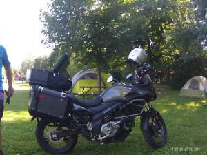 2014 Suzuki DL650 Adventure EXP
