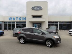 2016 Ford Escape Titanium AWD ECOBOOST