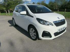 image for Peugeot 108 1.0 ( 68bhp ) 2014MY Active