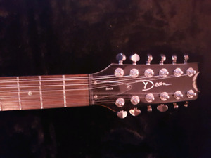 6 &12 string electric guitars...