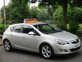 Vauxhall/Opel Astra 1.7 CDTi 16v ( 125ps ) 2010 SRi