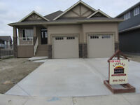 New Taber 5 bedroom home on the lake