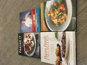 4 cookbooks never opened