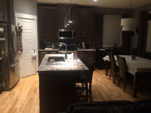 Large one bedroom with own bathroom and livingroom