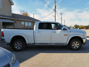 2011 Dodge Ram 3500 Laramie 4X4 Diesel Fully Loaded!!!!!