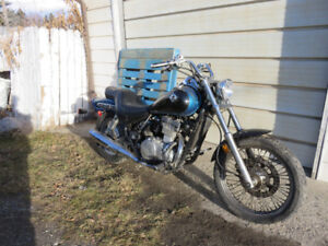 1997 Kawasaki VN500 Vulcan for parts or repair