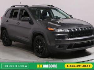2014 Jeep Cherokee EDITON ALTITUDE V6 MAGS NOIR CAMÉRA ENS. REMO