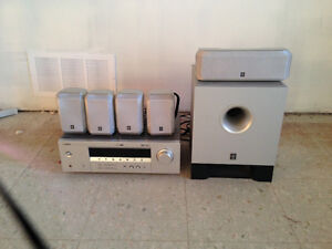 Surround Speaker and Amp System