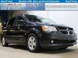 2011 Dodge Grand Caravan Crew | V6 | 7 Passenger | Remote Start