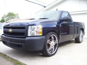 2008 Chev Silverado Short Box