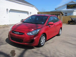 2012 Hyundai Accent GL Sedan, Auto....SALE ..$4995.00 TAX INCL