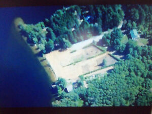 Waterfront Lot Ready for your Retirement Dream Home or Cottage Belleville Belleville Area image 5