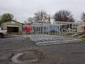 Aluminum Ice shack Base (TR Aluminum Designs) Regina Regina Area image 8