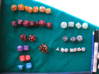 Custom Dungeons & Dragons Session