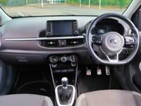 2018 Kia Picanto Kia Picanto 1.25 X-Line 5dr Hatchback Petrol Manual