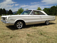 Plymouth Satellite 2 DR HT 1967