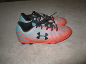 Under Armour Toddler Soccer Cleats