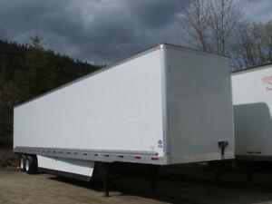 2017 Utility Trailer Dry Van