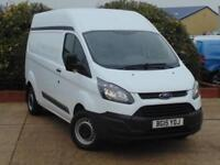2015 Ford Transit Custom 2.2 TDCi 100ps Low Roof Van 4 door Panel Van