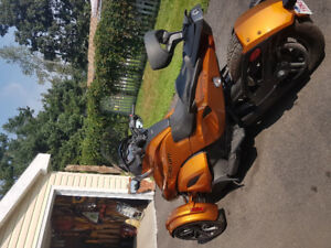 Can Am Spyder STS SE5