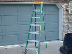 Davidson Fiberglass 7 ft. Step Ladder