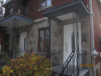 4 1/2 Apart in Ahuntsic Duplex for RENT- NEWLY Renovated