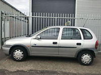 RARE 2000 VAUXHALL CORSA 1.2i 16v CLUB 5 DOOR * 12 MONTH WARRANTY INCLUDED