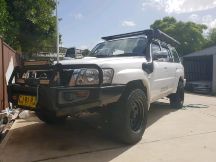 Nissan patrol turbo diesel 7 seater 2009 Quakers Hill Blacktown Area Preview