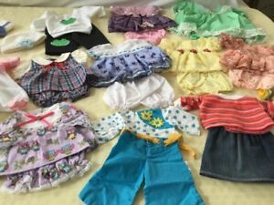 Cabbage patch doll outfits
