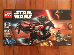 NEW 3 Lego Star Wars Sets (Never Opened)