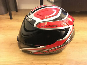 KBC VR1 Motorcycle Helmet - Small