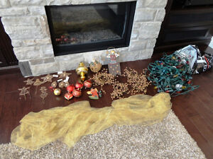 17 Pc. Christmas Decoration Assortment - All for $10.00 Kitchener / Waterloo Kitchener Area image 4