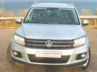 Volkswagen Tiguan 2.0TDI ( 140ps ) ( 2WD ) BlueMotion Tech ( s/s ) 2014 Match