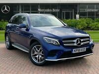 2018 Mercedes-Benz GLC CLASS GLC 220 D 4MATIC AMG LINE PREMIUM Auto Estate Diese