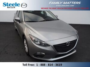 2016 Mazda MAZDA3 GS OWN FOR $129 BI-WEEKLY WITH $0 DOWN!!