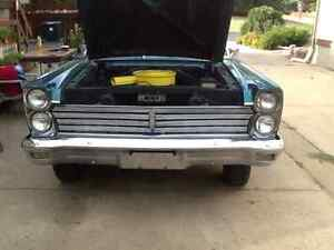 1965 Mercury Comet great shape moving must sell Strathcona County Edmonton Area image 5