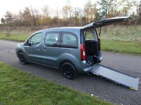 2013 Citroen Berlingo Multispace 1.6 Hdi 4 SEATS, ONLY 22K Wheelchair Accessible