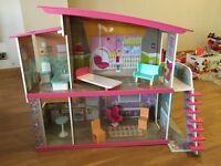 Girls elc dolls mansion